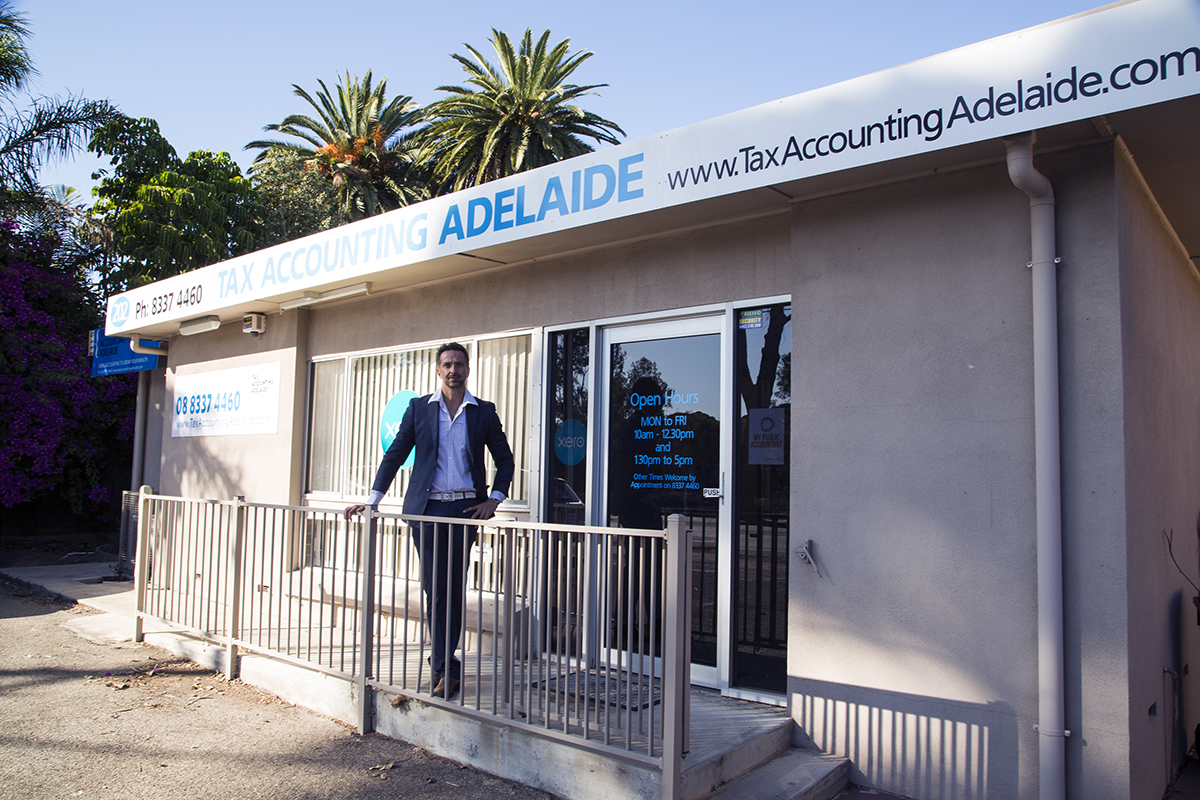 tax accounting adelaide office