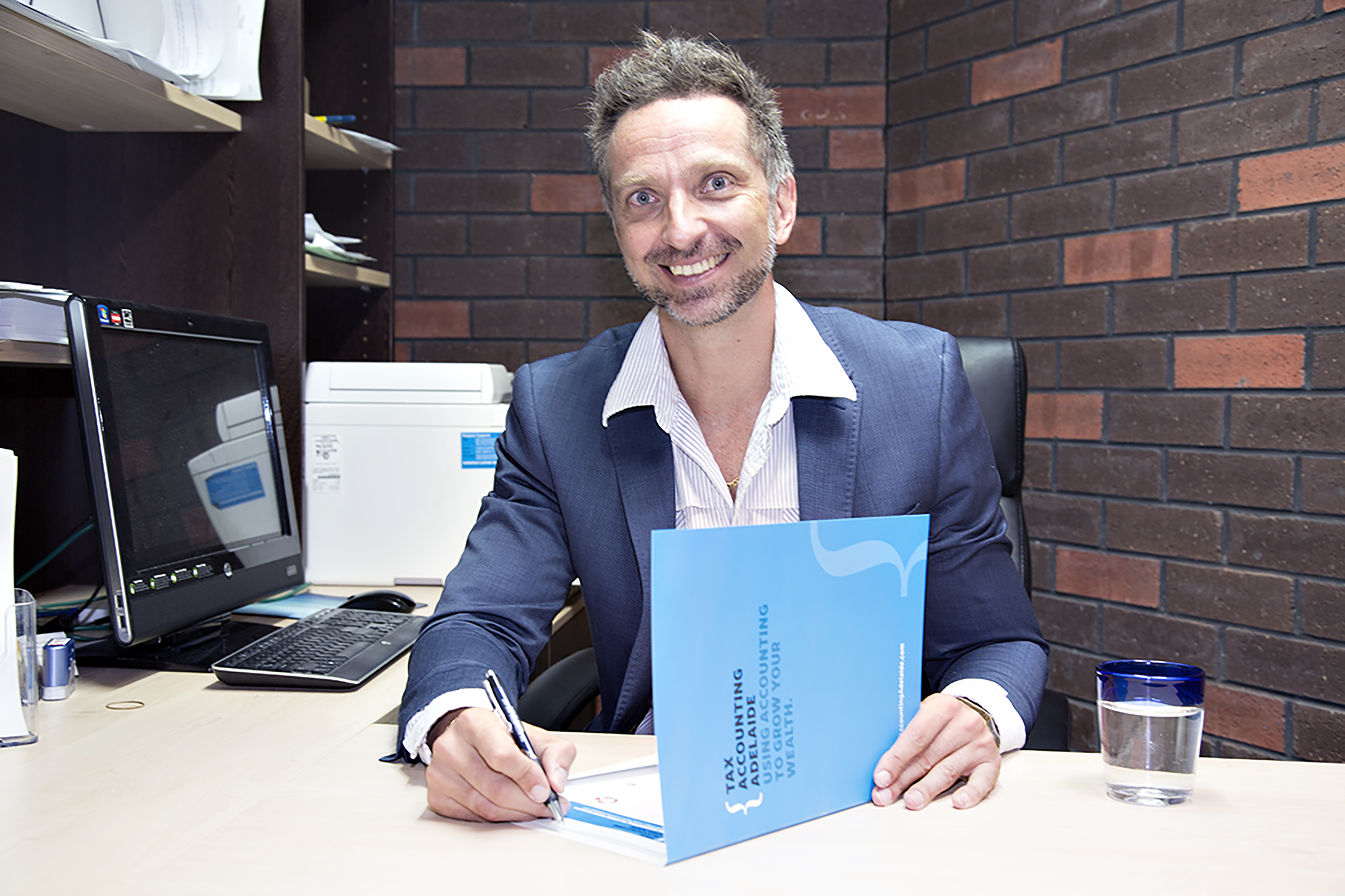 book tax agent adelaide